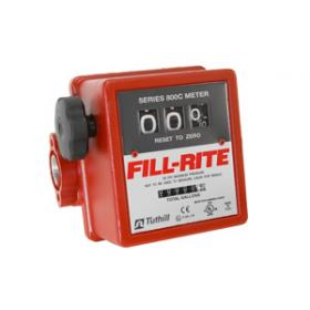 Fill-Rite 807CL  ATEX Mechanical Fuel Flow Meter