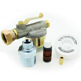 Atkinson Filter Valve AFV1000 - single 10mm outlet
