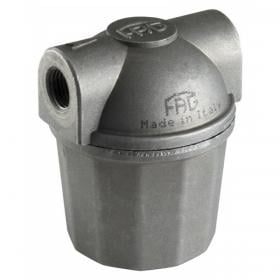 "FAG Inline Metal Bowled 1/2"" Heating Oil Filter"