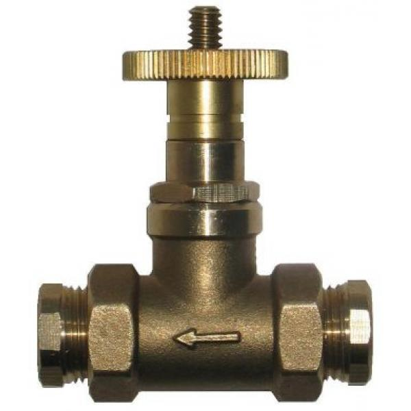 """Fusible Head Fire Valve 3/8"""" to 10mm Compression"""