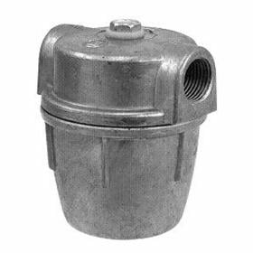 "Economy Metal Bowled 3/8"" Heating Oil Filter"