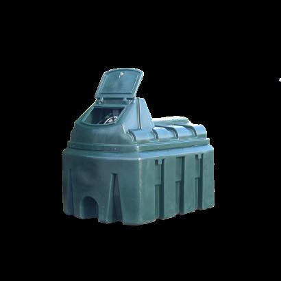 DIP.H2450 - 2450 Litre Plastic Bunded Diesel Dispenser