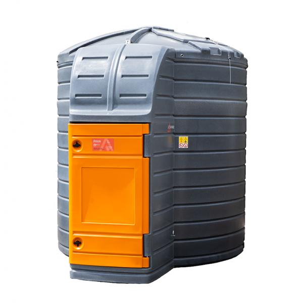 Atlantis DIP.V10000 - 10000 Litre Plastic Bunded Diesel Dispenser