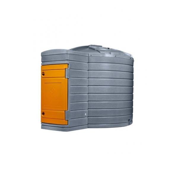 Atlantis DIP.V7500 - 7500 Litre Plastic Bunded Diesel Dispenser