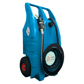 Atlantis 100 Litre Portable Adblue Trolli with Manual Pump