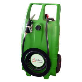 Atlantis 100 Litre Portable Diesel Trolli with Manual Pump