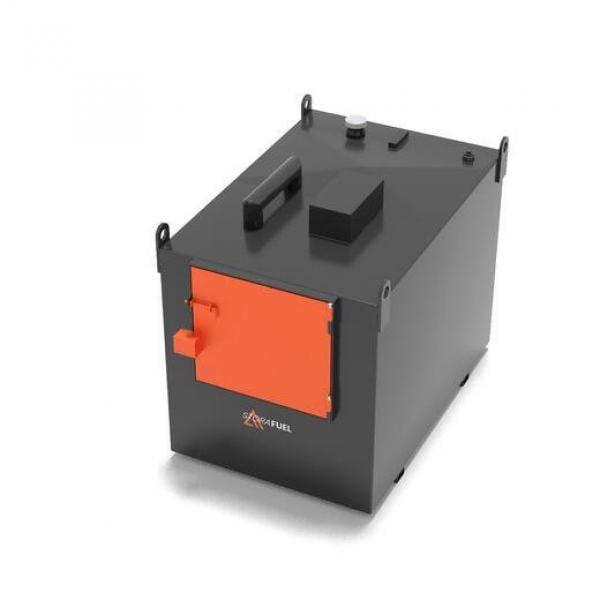 Atlantis DIS.1500 - 1500 Litre Steel Bunded Diesel Dispenser - Hand Pump