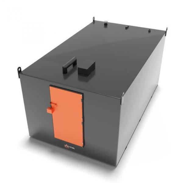 Atlantis DIS.15000 - 15000 Litre Steel Bunded Diesel Dispenser