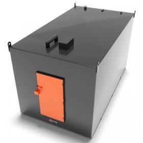 Atlantis DIS.20000 - 20000 Litre Steel Bunded Diesel Dispenser