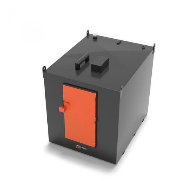 Atlantis DIS.5000 - 5000 Litre Steel Bunded Diesel Dispenser