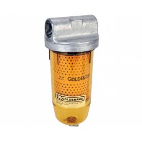 GoldenRod 496 Particle and Water Filter - Complete Unit