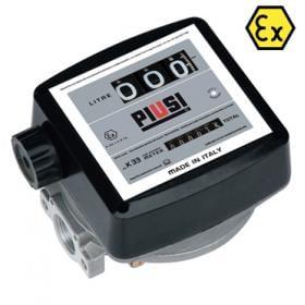 Piusi K33 ATEX Mechanical Fuel Flow Meter