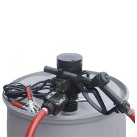 PIUSI Pico Drum Mounted Diesel Transfer Pump Kit 12/24v