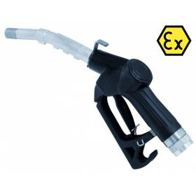 PIUSI Automatic Nozzle ATEX Approved for Petrol 60lpm