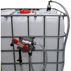 Adblue Stainless Rotary IBC Pump Kit