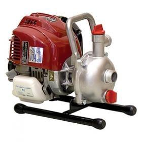 Honda Engine Driven Diesel and Water Pump