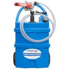 Carbery 55 Litre Portable AdBlue Caddy with Manual Pump