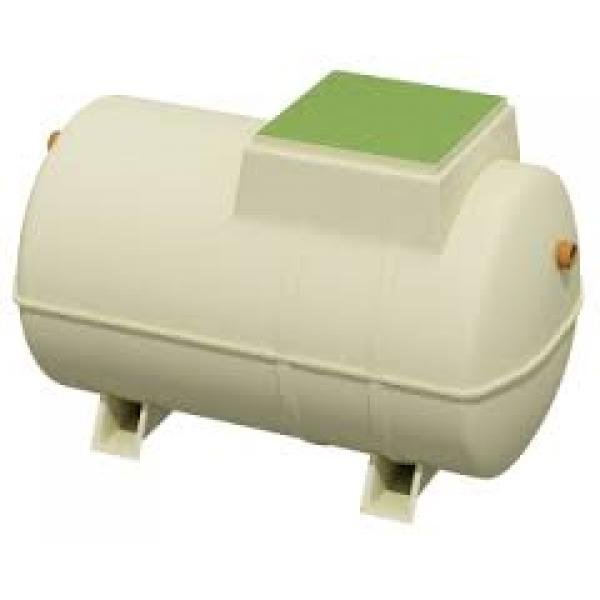 Clearwater Delta 1 - 6 Person Sewage Treatment System