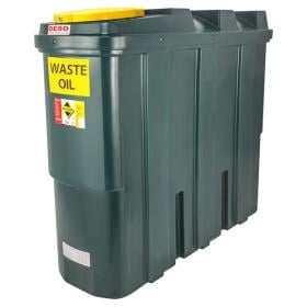 DESO SL1250WOW Waste Oil Tank with FREE Spill Kit