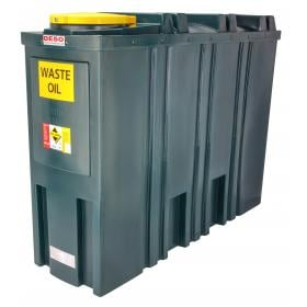 DESO SL1400WOW Waste Oil Tank with FREE Spill KIt!