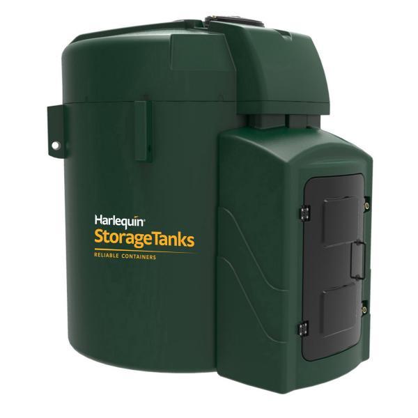 Harlequin 7500FS Fuel Station |7500 litre bunded diesel tank