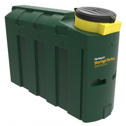 Harlequin ORB1000 Waste Oil Tank with FREE Spill Kit