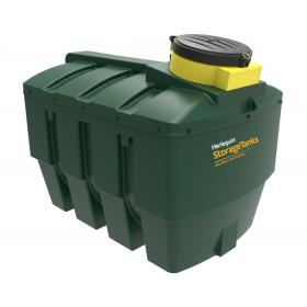 Harlequin ORB1400 Waste Oil Tank with FREE Spill Kit
