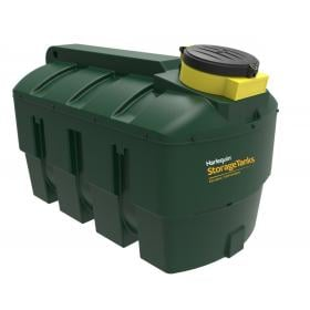 Harlequin ORB2000 Waste Oil Tank with FREE Spill Kit