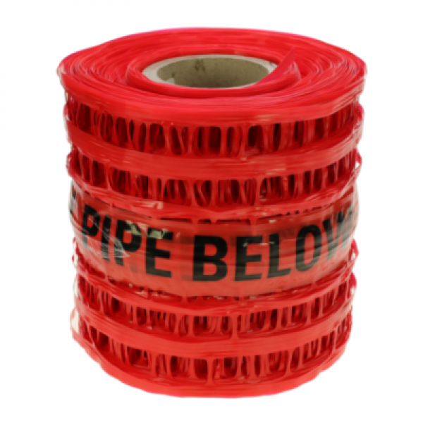 Fuel Pipe Detector Mesh - 100m Roll