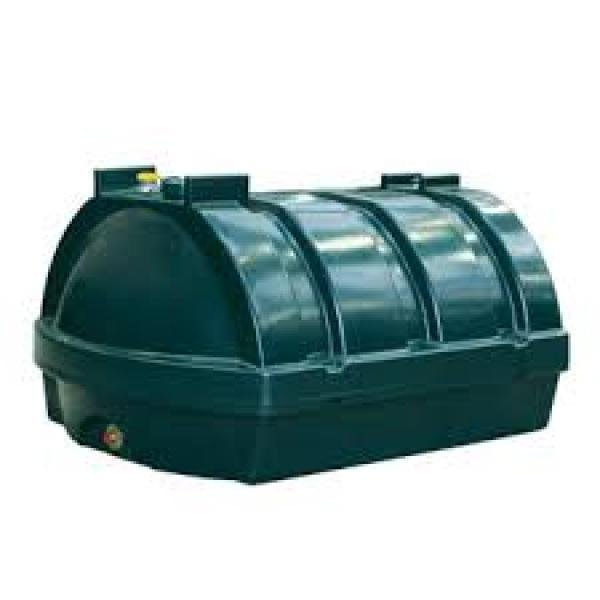 Titan LP1200 Single Skin Oil Tank