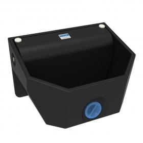 Paxton WT19 Drinking Trough 19 Litres - Black