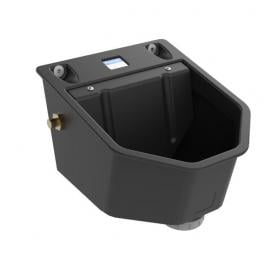 Paxton WT10 Drinking Trough 6.8 Litres - Black