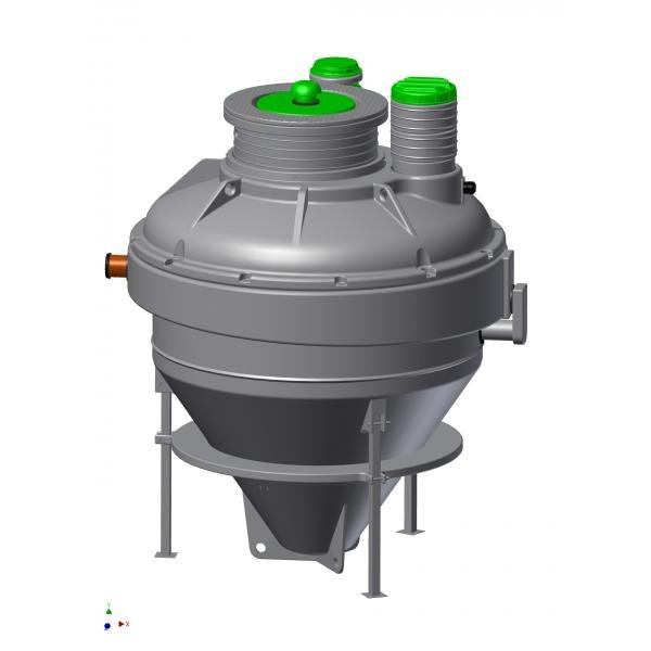 Conder ASP06 HDPE - 6 Person Sewage Treatment Plant