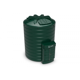 TUFFA 15000VB Bunded Heating Oil Tank
