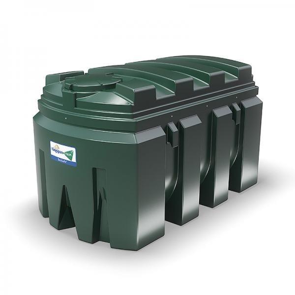 TITAN ES1800 Ecosafe Bunded Oil Tank