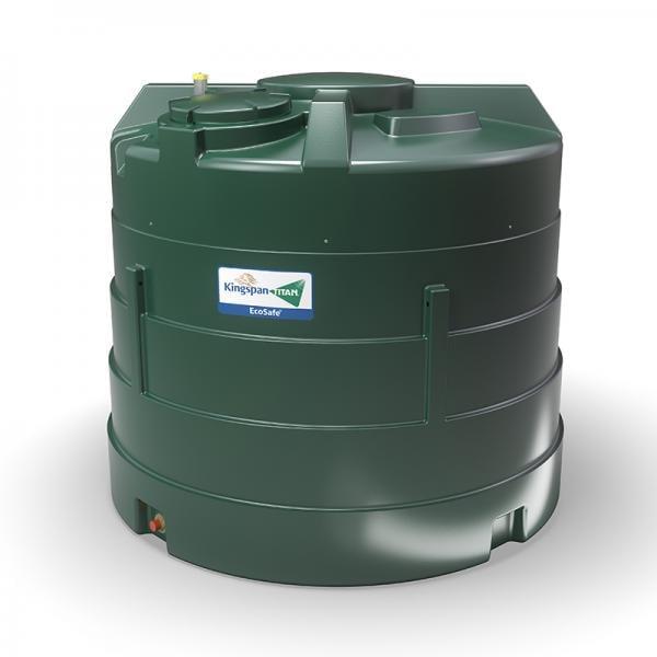 Titan Es3500 Ecosafe Bunded Oil Tank 10 Yr Warranty