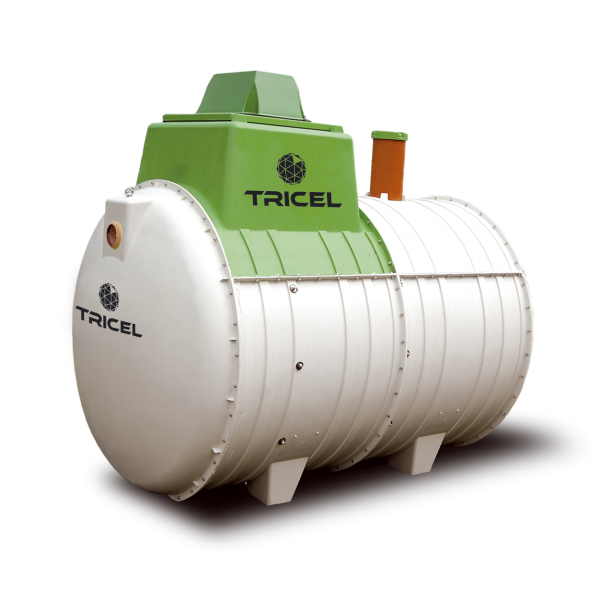 Tricel NOVOUK6 - 6 Person Sewage Treatment Plant