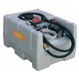CEMO DT-Mobile Easy 125 Litre with 12v Pump