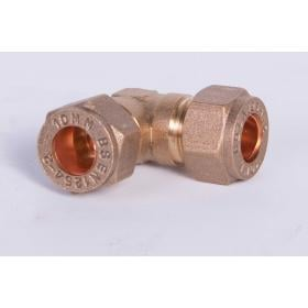 10mm x 10mm Elbow connection