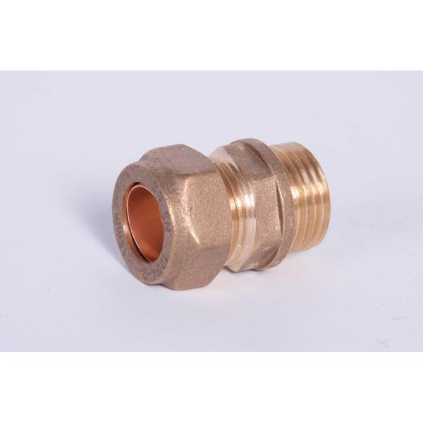 "15mm x 1/2"" Male straight connection"