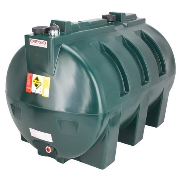 DESO H1235T Single Skin Oil Storage Tank