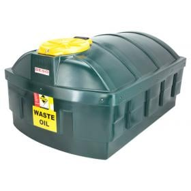 DESO LP1200WOW Waste Oil Tank with FREE Spill Kit