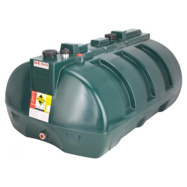 DESO LP1230T Single Skin Oil Storage Tank