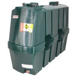 Single Skin Heating Oil tanks - Plastic