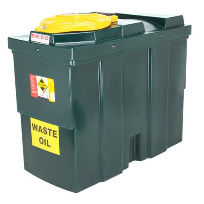 Deso sl650wow with free spill kit 650 litre bunded waste for Motor oil storage container