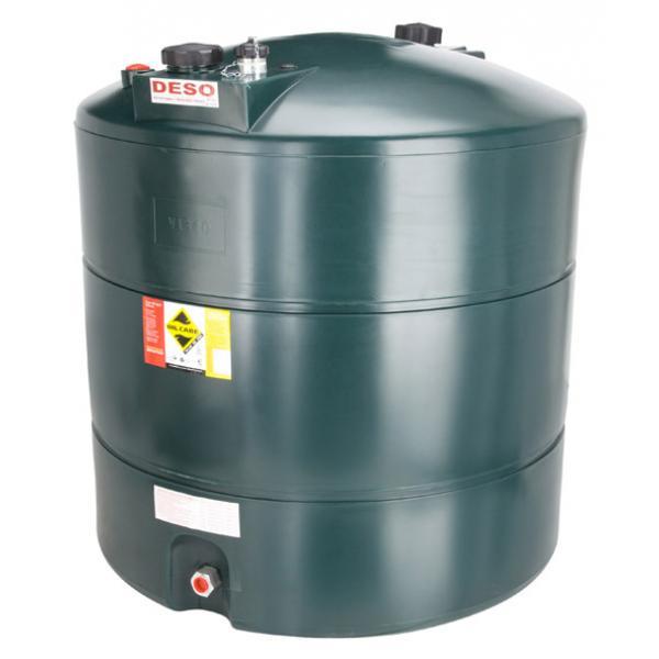 DESO V1340T Single Skin Oil Storage Tank