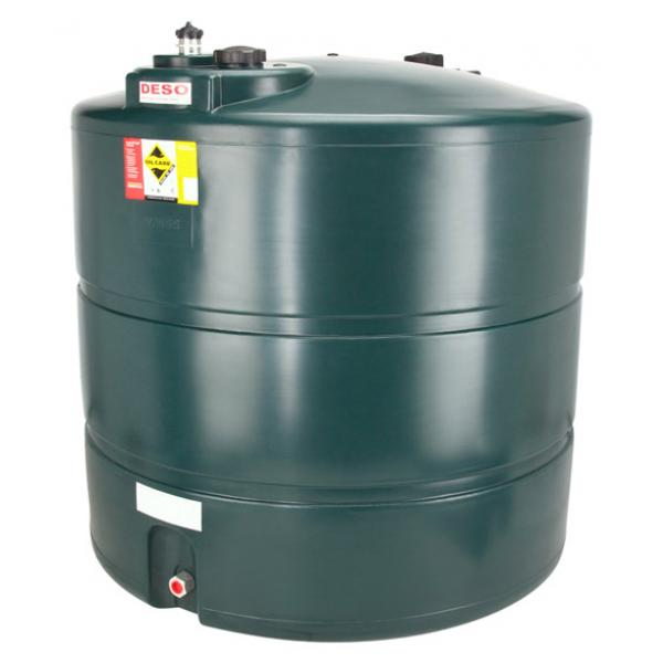 DESO V2455T Single Skin Oil Storage Tank