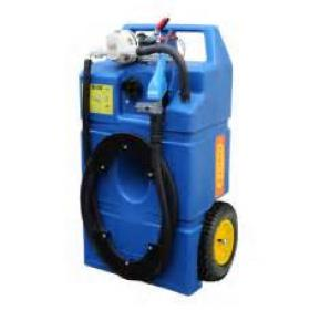 CEMO 100 Litre AdBlue Trolley with 12v Pump and Nozzle